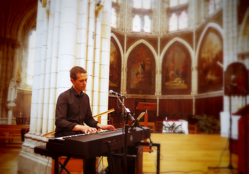 chant chrétien pour messe de mariage •musique d'église •Normandie Alençon Caen Honfleur Flers Bayeux Lisieux